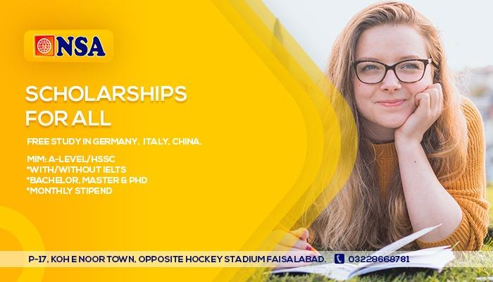 Study Abroad Scholarships   Scholarships for Pakistani Students