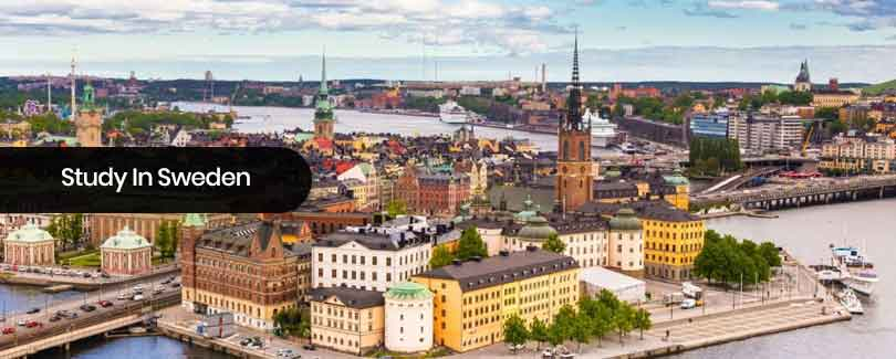 Study in Sweden | Study in Sweden for Pakistani Students