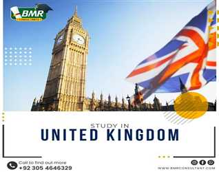 Study in Uk.  With or without ielts. janauary intake. Post study work visa available.
