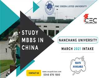 Change Your Density by Study MBBS in China