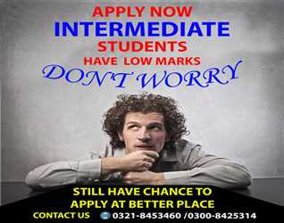 Intermediate Student Can Apply Now ( UK, USA, Australia, Canada, Malaysia, Ireland, Holland)