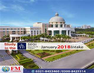 """""""Apply Now"""" Study in Malaysia. Official Representative in Pakistan FM Consultants. Mob : 03218453460"""