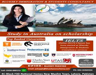 Bluesky Consultancy feel glad to inform you that Pakistan has been promoted into level two, Best time to apply for Australia