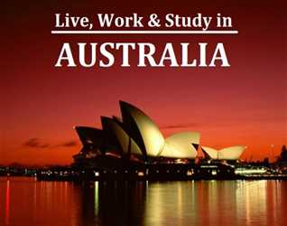 Study in Australia MAY & JULY 2018 Intake Min Qualification: Inter IELTS 5.5 NO WIN NO LOSS ORKANS INTERNATIONAL EDUCATION SYSTEMS (Pvt.) Ltd.