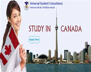 Study in Canada. Apply for Jan/Feb  intake.