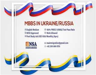 MBBS in Ukraine(Europe) Admissions Open.