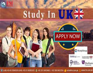 Great opportunity to build your career, contact us now to get admission in best universities across UK ??????.Contact: - / -