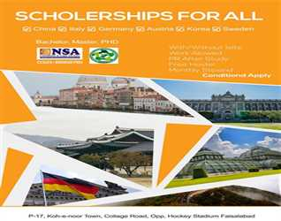 Scholarships iFor All Admissions Open for CSC China Level: Master & PhD Intake: Sep/ Courses: All majors available