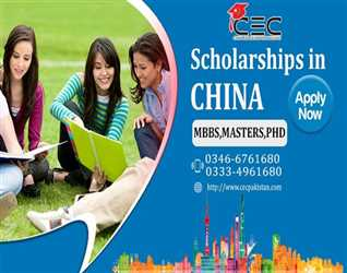 Admission are Open for Study in China