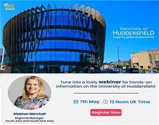 Attend The University of Huddersfield Webinar. Register here: ?? https://bit.ly/cemp