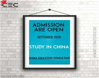 Study in China MBBS & Engineering Admission are Open