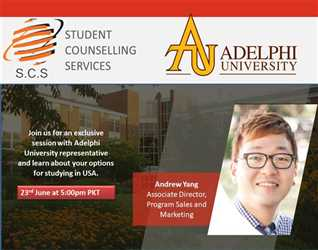Study in USA | Adelphi University
