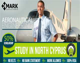 Aeronautical Engineering (50% Scholarship) North Cyprus - Apply Now for Spring 2018 Intake