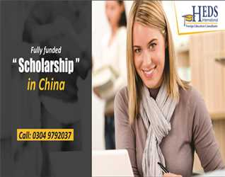 SCHOLARSHIP IN CHINA | FULLY FUNDED | MS/PhD PROGRAMS
