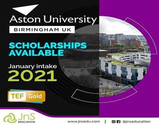 JnS Education: Scholarships available for January  intake