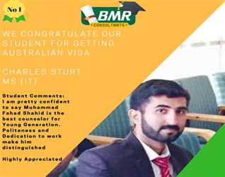 Congratulations to our student for Getting Australian Visa. We assign Special counselor to each student till Visa grant. Want to be next ?0305-4646329