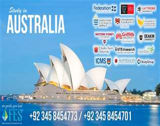 Study In Australia With FES Higher Education Consultants Pvt Ltd