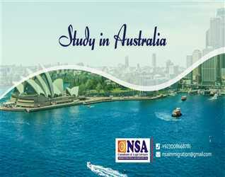 Study in Australia  Low IELTS Acceptable