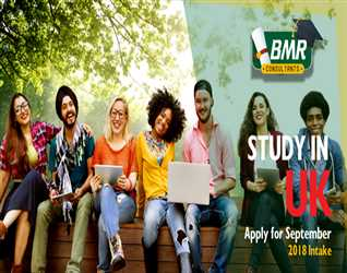 study in UK. Official Partner of many Universities with Highest Visa Ratio. Confirm Scholarship. Apply Now for September intake. Contact 0305-4646329
