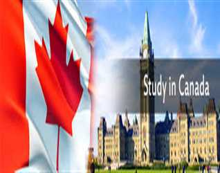 STUDY ABROAD IN CANADA WITH NO BANK STATEMENT .....