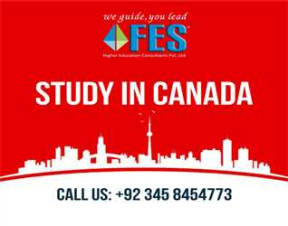 Study In Canada With FES Higher Education Consultants Pvt Ltd