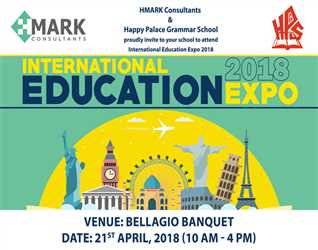 International Education Expo 2018