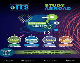 FES Eleventh International Education Expo Twenty-Twenty
