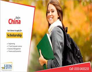 Fully funded scholarship in China | MS/PhD applicants