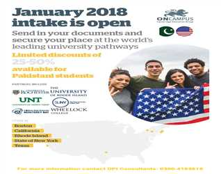 Study in USA with 25-50% Scholarship