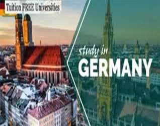 INTERNATIONAL STUDY IN GERMANY TWENTY TWENTY INTAKES........