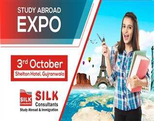 Study Abroad Expo - Third October  at Shelton Hot, Gujranwala