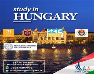 STUDY IN HUNGRY