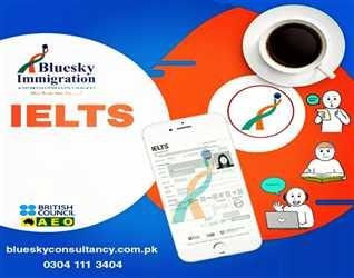 IELTS, spoken English, PTE, OET, ESOL coaching classes - Bluesky School of Languages