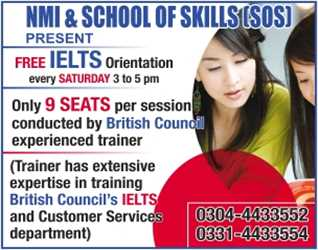 FREE IELTS session this Saturday (Only Limited Seats)