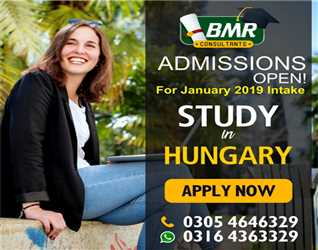 Study in Hungry . Applications open for Sep intake. For Expert counselling call us
