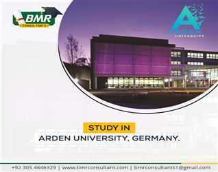 Study in Arden University Germany without IELTS. Confirm scholarships. Admissions open. Hurry up dont miss the chance to get scholarships.