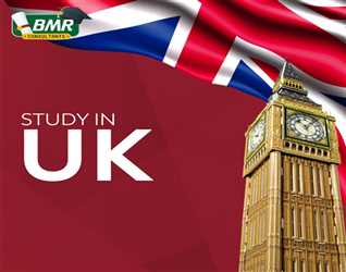 Study in Uk  . With or Without (IELTS).