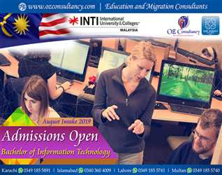 Admissions Open in Universities of Malaysia..!!