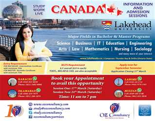 Study in Lakehead University, Canada, One of the top ten university