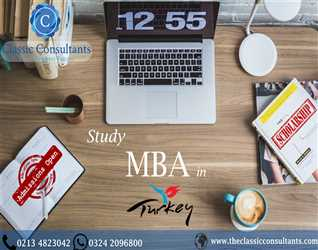 Study MBA on Scholarships in TURKEY