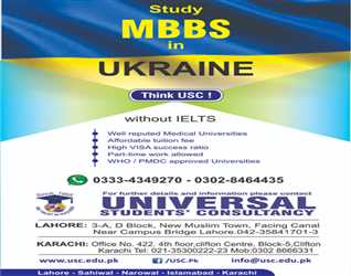 Study MBBS in Ukraine without IELTS