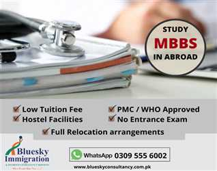 Study MBBS/BDS ABROAD