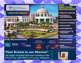 Study in Malaysia for UK Degree