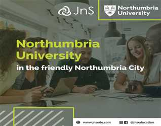 JnS Education: Northumbria attracts some of the best people from around the world