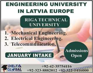 Highest Visa Ratio In Schengen Region Countries. Opportunities For Studying In The Best Renowned Universities Of Europe !!  Apply Now For JAN/FAB Intake..