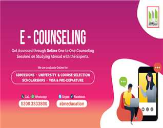 E-Counseling with ABN Overseas Education