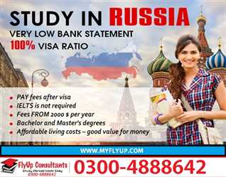 Study and work in Russia for Pakistani students 2018 | Russia Consultants in Pakistan | Russia Student Visa