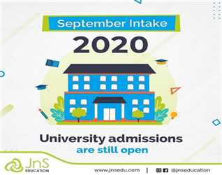 JnS Education: UK Universities accepting admission
