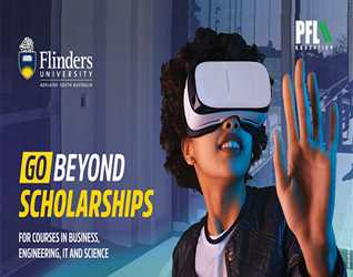 Flinders University Representative Visit PFL Islamabad