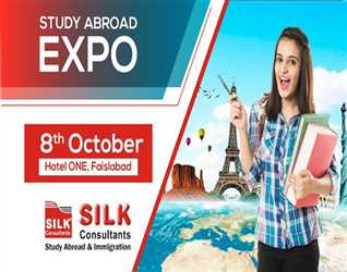 Faisalabad - Study Abroad & Immigration Expo - th October